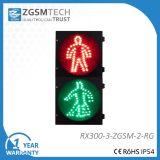 300mm 12 Inch Red Green Walk Man Pedestrian Traffic Signal