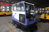 All Closed Electric Road Cleaning Sweeper Machine