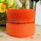 Nylon Hook & Loop in Orange Color