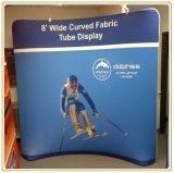 Wave Line Fabric Display with Travel Carry Bag