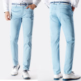Custom Fashion Soft Fit Color Twill Cotton Pants