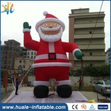 2016 New Design Inflatable Christmas Decoration, Santa Claus for Sale