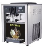 2 Flavors Commercial Portable Desktop Ice Cream Machine