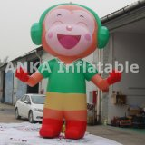 Giant Inflatable Cartoon Figurine Toys for Fun Customized Design
