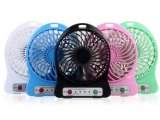 Wireless Mini Desk Cooling Fan with USB Rechargeable Battery