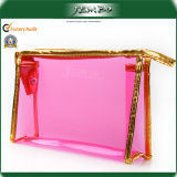 High Quality Give Away Transparent Cosmetic Washing Bag