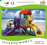 Kaiqi Small Colourful Plastic Children′s Slide Set for Indoor or Outdoor Playground (KQ50125D)