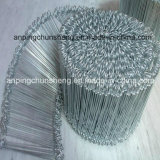 """Steel Wire Ties 12"""" Double-Loop Galvanized"""