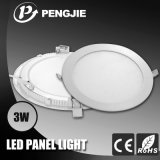 3W Round LED Ceiling Light with CE (PJ4020)