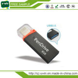 Promotional Mobile Phone 3.0 Port 64GB OTG USB Disk