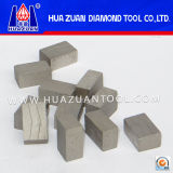High Efficiency Diamond Stone Segment for Granite Cutting