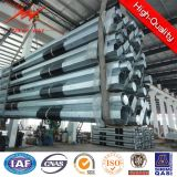 FRP Electrical Pole 11m with Hot DIP Galvanization