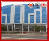 Hidden Frame Supported Glass Curtain Wall Cladding