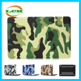 Camouflage Woodland Printed Hard PC Laptop Case for MacBook