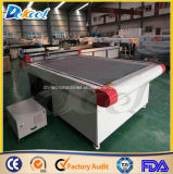 Flatbed Cutter Plotter Cut Hard Board and PVC Board Oscillating Knife Machine
