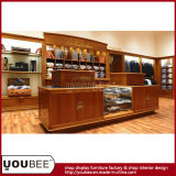European Style Shop Display Fixtures for Menswear Retail Shop Design