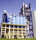 Air Tank Pulse Bag Filter Used for Dust Collecting in Cement Plant