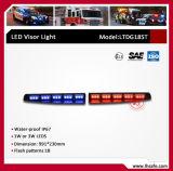 LED Warning Visor Light and Split Warning Light (LTDG185-T)