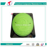 Locking Water Meter Composite Manhole Cover and Frame with Hinge