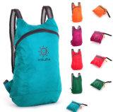 Ultralight Portable Waterproof Recycle Nylon Foldable Backpack