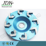 Diamond Arrow Cup Wheel for Concrete Floor Grinding Tools
