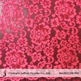 Thick Cord Heavy Lace Fabric with Scalloping (M2196-MG)