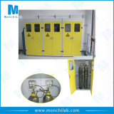 Full Steel Gas Cylinder Cabinet with Exhaust Fan