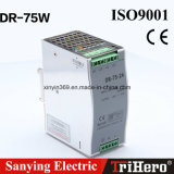 75W DIN Rail Series Switching Power Supply (SMPS)