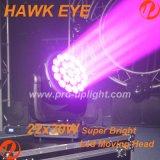 22X30W RGBW 4in1 LED Moving Head Hawk Eye