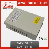 Smun Smfy-60-15 60W 15V 4A Rainproof Outdoor Switching Power Supply