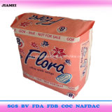 Soft Cotton Women Pads and Good Price OEM Brand