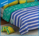 Kids Bedding Sailing Boat Cotton Duvet Cover Set