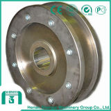Forged Wheel Block with Dia. 200mm-1000mm