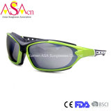 Fashion Designer UV400 Protection PC Men Sport Sunglasses (14371)