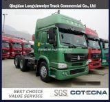 HOWO 6X4 380HP 80ton Capacity Tractor Truck