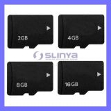 Micro SD Storage Memory Card TF for Cell Phone Flash Card 128MB 256MB 1GB 2GB 8GB 32GB (SL-184)