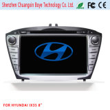 Hot 8inch 2 DIN Universal Car DVD GPS Navigation Multimedia Player for IX35