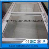 Insulated Glass for Horizontal Refrigeration Glass Door