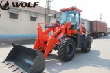 Newest Ce Approved Chinese 2.8ton Wheel Loader with Bucket