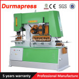 Q35y-20 Hydraulic Hole Puncher / Iron Worker / Steel Cutting Machine