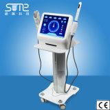 2 in 1 Skin Tighten System Hifu Wrinkle Removal Face Lifting Beauty Machine