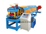 PLC Control Step Tile Ridge Cap Roll Forming Machine