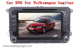 Car DVD Player for Volkswagen Sagitar with TV/Bt/RDS/IR/Aux/iPod/GPS