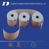 Hot Sale! 76mm-2ply NCR Paper Rolls NCR ATM Paper