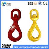 G80 European Swivel Self-Locking Hook Suppliers
