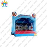 2016 Newest Origional Design Inflatable Santa Claus Jumping House Bouncer