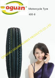 Motorcycle Tyre/Tire and Inner Tube 400-8