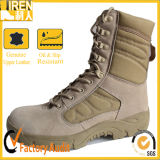 2017 High Quality Durable Genuine Leather Militay Army Desert Boot