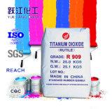 Water Soluble Coatings Used Rutile TiO2 (R909)