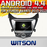 Witson Android 4.4 System Car DVD for Hyundai Avante (W2-A7542)